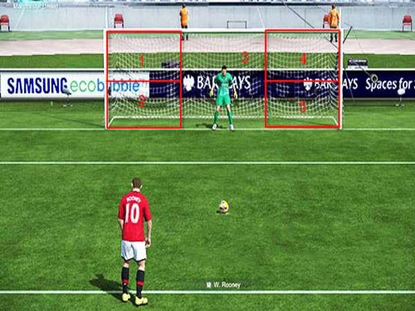 Cách sút Penalty hiệu quả