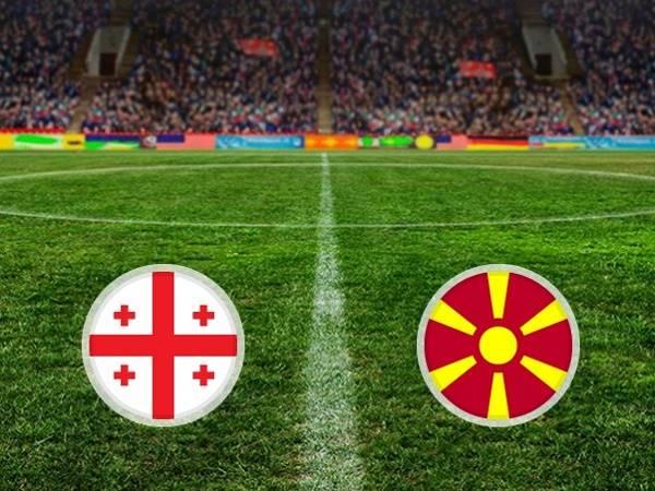 Dự đoán soi kèo Georgia vs North Macedonia, 00h00 ngày 13/11/2020