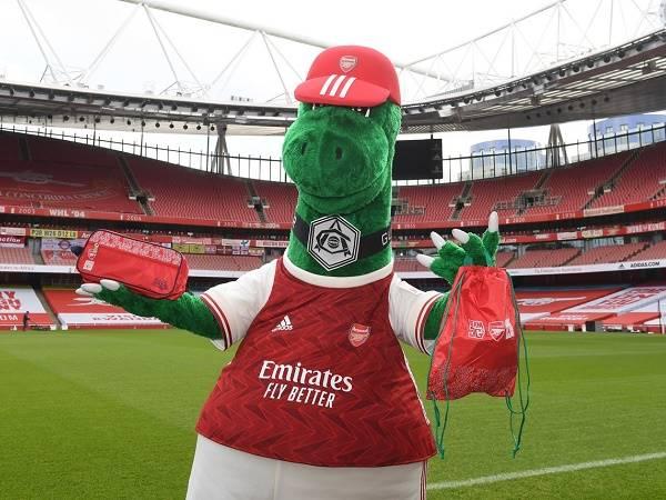 Tin bóng đá Arsenal 11/11: Gunnersaurus chính thức trở lại