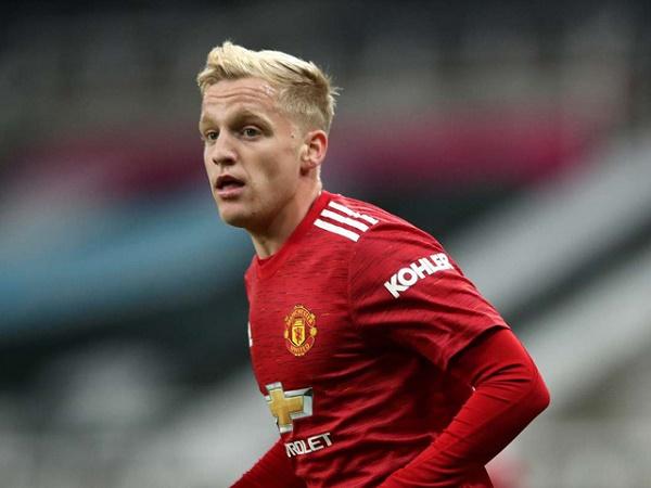 Tin bóng đá MU 13/11: Van De Beek thừa nhận muốn đá chính tại MU