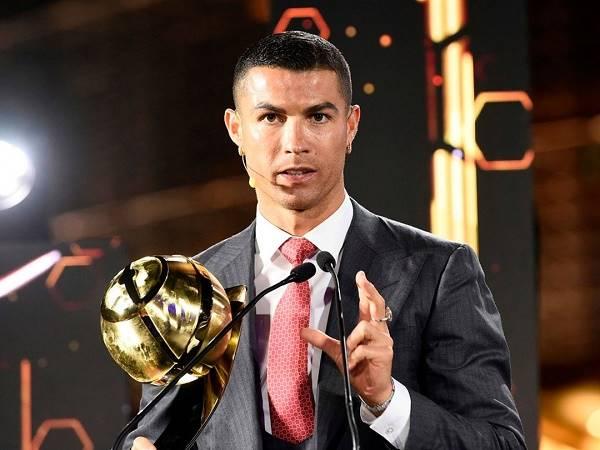 Tin HOT bóng đá 31/12: Ronaldo lộ mục tiêu trong năm mới