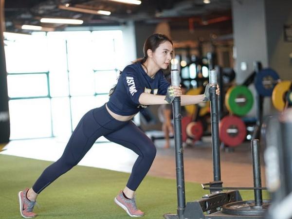 Lợi ích của việc tập Gym cho nữ