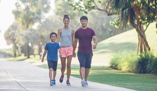 Những lưu ý giúp đi bộ giảm cân nhanh hơn