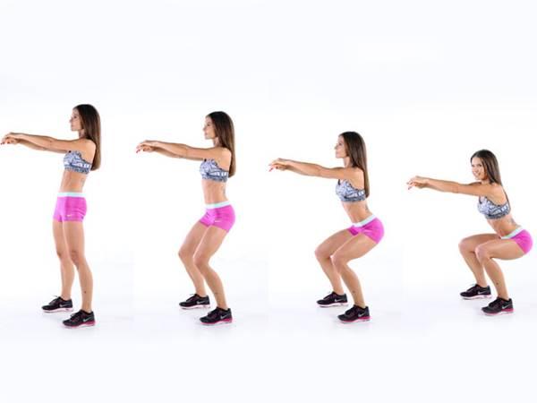 Những bài tập thể dục tại nhà giúp giảm cân, giảm mỡ bụng hiệu quả