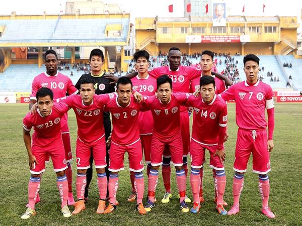 Câu lạc bộ bóng đá Sài Gòn - Thông tin cơ bản về câu lạc bộ Sài Gòn