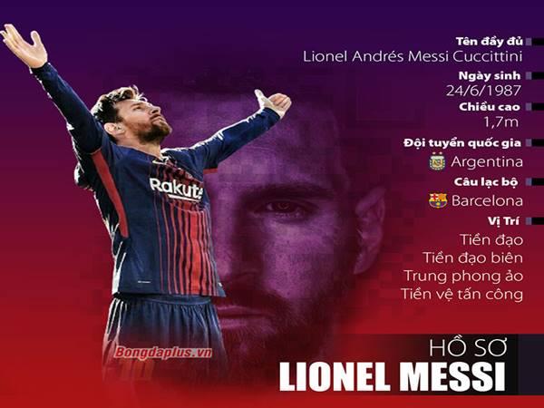 Chiều cao của Messi là bao nhiêu- Tìm hiểu về ngôi sao Argentina