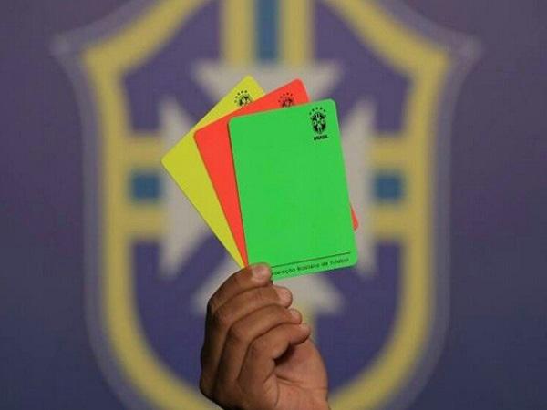 Thẻ xanh trong bóng đá - Ý nghĩa to lớn của chiếc thẻ xanh