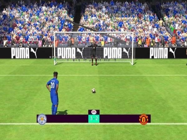 Cách bắt pen trong Fifa Online chuẩn nhất cực đơn giản