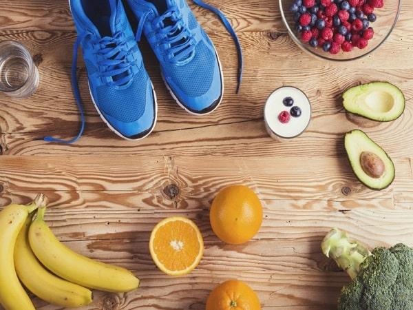 Dinh dưỡng cho người chạy bộ