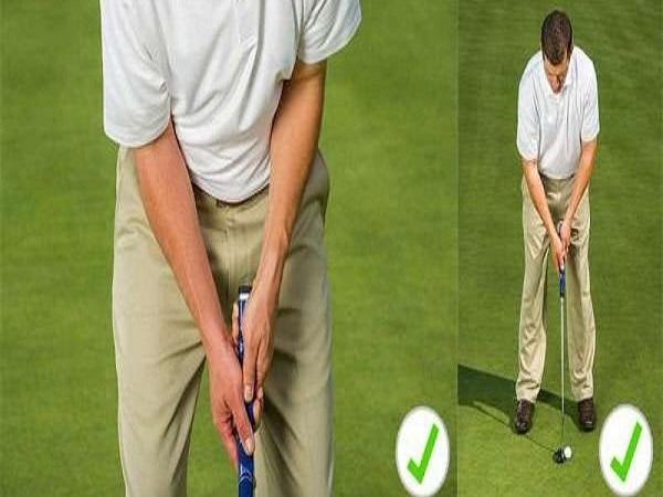 Hướng dẫn cách cầm gậy golf