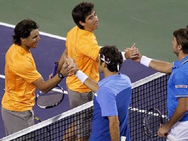 Tìm hiểu luật tennis đánh đôi chi tiết nhất bạn nên nắm rõ ?